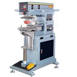 双色穿梭移印机转盘移印机自动化移印机
