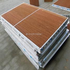 专业定做湿膜挡水板、湿帘挡水器、铝箔蜂窝挡水板