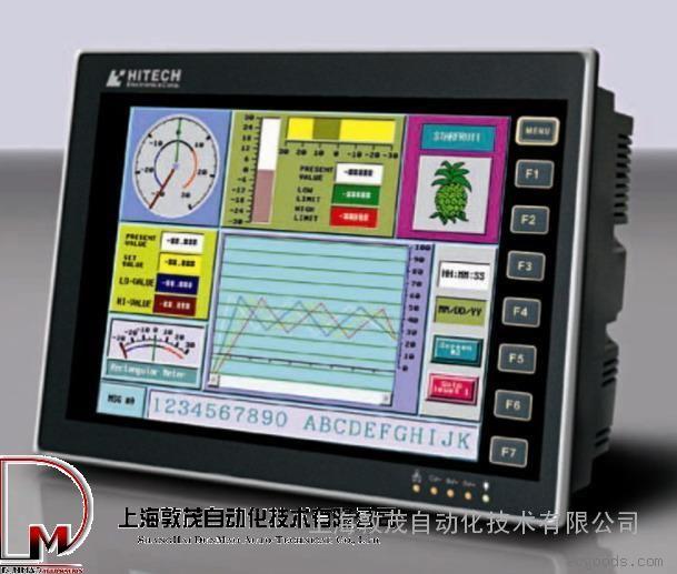 PWS6A00T-P触摸屏解密*HITECH解密