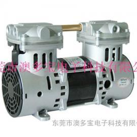 流量68L/min微型无油真空泵生产厂家――澳多宝