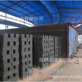 移动式隧道窑的建造 旋转隧道窑设计 砖厂整套生产线设计