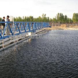 小型污水处理厂中心传动刮吸泥机