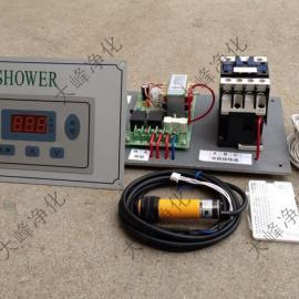 风淋室组装 风淋配件 单人单吹 双人双吹 电子互锁配件 厂家