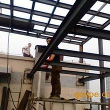 北京阁楼安装 别墅钢结构阁楼搭建