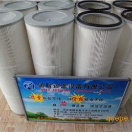 钢厂物料输送设备用除尘滤芯滤筒