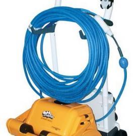游泳池池底吸尘器 全自动吸污机海豚3002超强吸污品质保证