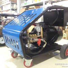 河南喷漆房格栅高压清洗机、反光膜高压清洗机