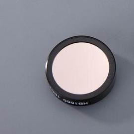 KH-011 可见光和红外干涉滤光片厚度: 6 max中心波长:650.0nm