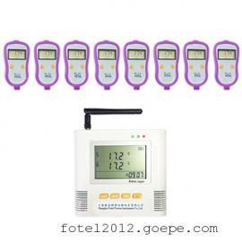 L93-83W八路无线温度记录仪 (配合W91-1使用)