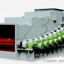 滚轴筛 香蕉型滚轴筛 电厂输煤系统滚轴筛 不堵网筛分机