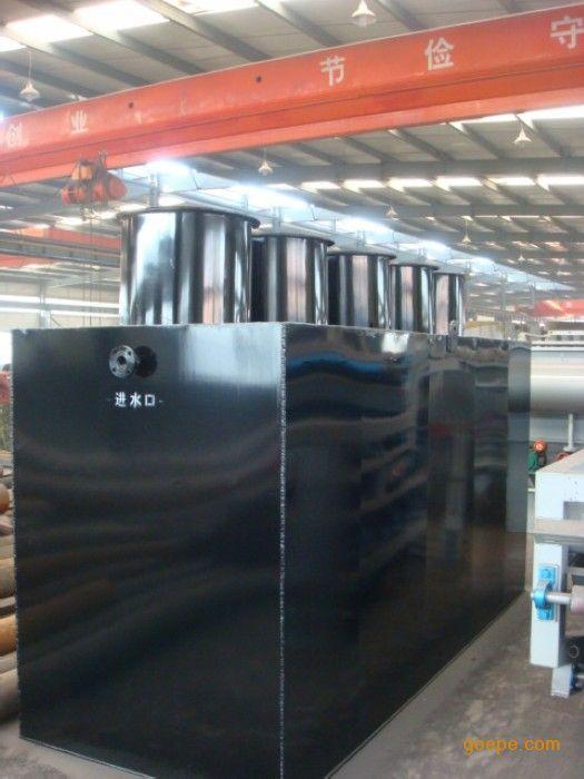 晋城MBR一体化中水回用设备生产厂家