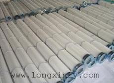 山东厂家供应替代滤袋2米高除尘滤筒除尘滤芯