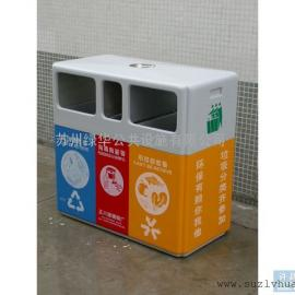 吴江汾湖三分类垃圾桶果皮箱