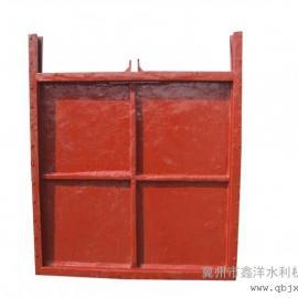 平板铸铁闸门价格 平板铸铁闸门