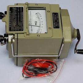 供应包计量校准ZC25B手摇式绝缘电阻表