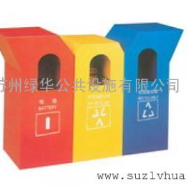 常熟海虞三分类垃圾桶果皮箱