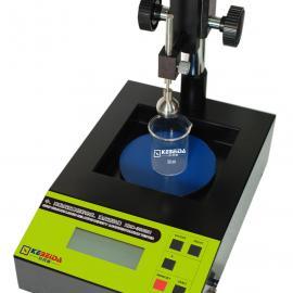 KBD-120BH中、高黏度液体相对密度、浓度测试仪