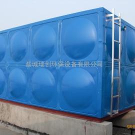 定做304不锈钢承压水箱 \保温水箱太阳能热水器热泵锅炉热水工程