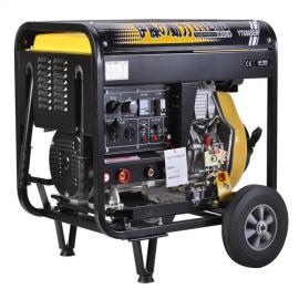 移动式发电电焊机YT6800EW