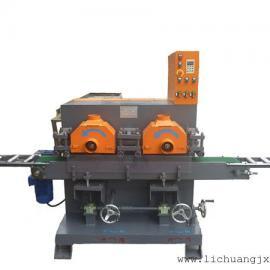 两组尼龙轮摇摆拉丝机   拉丝机设备  自动拉丝机厂家