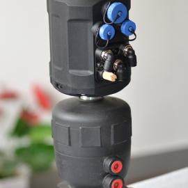 调节式气动隔膜阀 4-20mA控制信号