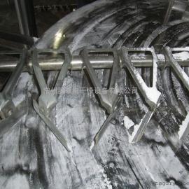 碳酸钙干燥生产线、常州腾硕格生产专用的盘式连续烘干机