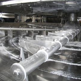 硫酸钡专用盘式干燥机、常州腾硕格生产高效的盘式连续烘干机