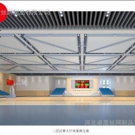 铝板吸音板展厅室内室外装饰【卓质】2.0穿孔铝板批发
