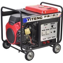 伊藤YT300A移动式汽油发电电焊机