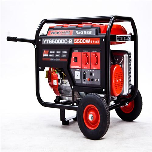 伊藤动力5KW汽油发电机YT6500DC-2