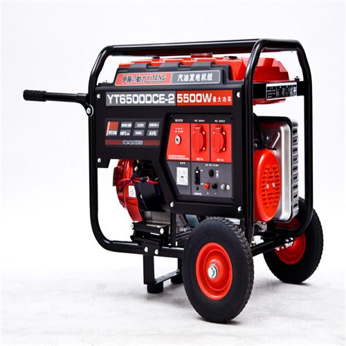 5KW汽油油发电机预付款发货