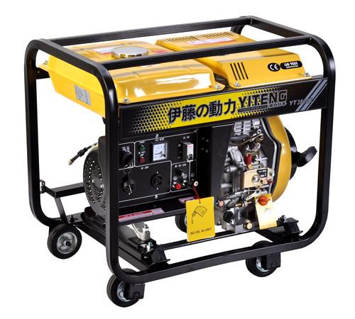 伊藤3KW手启动柴油发电机YT3800X