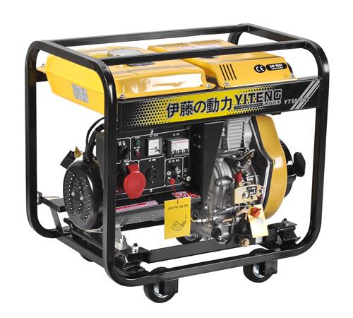 伊藤5KW柴油发电机预付款发货