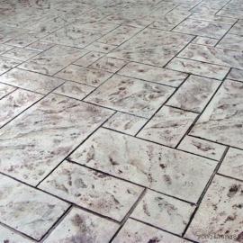 芜湖彩色压模地坪|南陵水泥压花地坪做法|镜湖压印混凝土