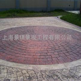 温州透水地坪 苍南水泥压模地坪 文成压花路面 泰顺艺术地坪