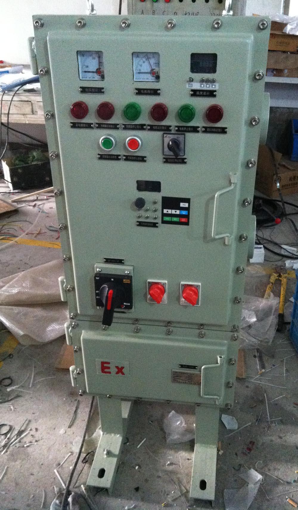 立式防爆照明动力配电箱Q235材质
