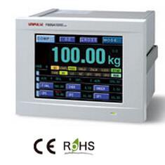 Unipulse尤尼?#20102;�F805AT 触摸式综合型称重仪表/控制器