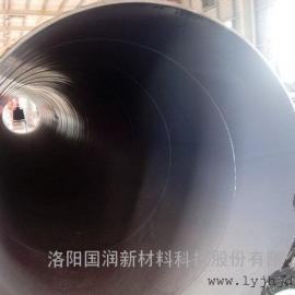 DN5003pe防腐螺旋钢管,TPEP防腐管道