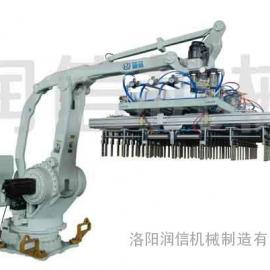 砖厂机器人码坯机 机器人码砖机