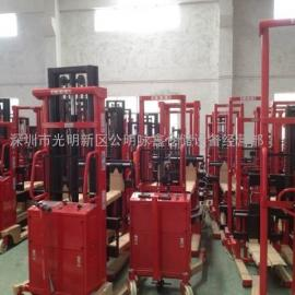 台湾品牌堆高车,鸿福堆高叉车