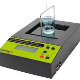KBD-120TV挥发性试剂相对密度、浓度测试仪(比重瓶法)