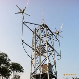 120W太阳能风光互补监控发电系统