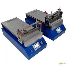 热销产品刮刀式涂布试验机 实验室涂布试验机