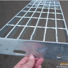 高空塔架平台踏步板|广东江门热镀锌踏步板