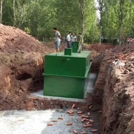 海口地埋式一体化污水处理设备 报价咨询 施工图纸