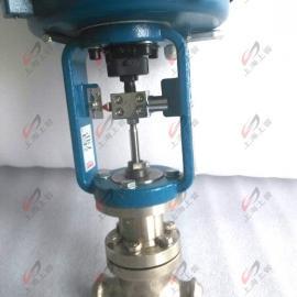 低温型电动套筒调节阀