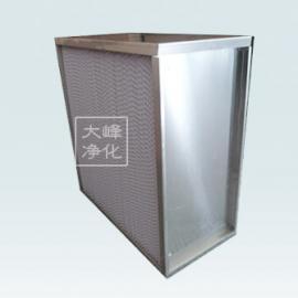 高效过滤器|镀锌框过滤器|高效滤芯|铝合金
