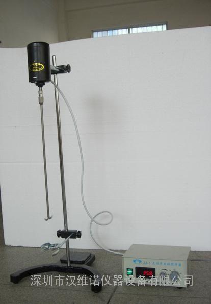 呼和浩特实验室电动搅拌器JJ-1
