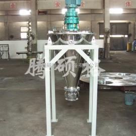 高效混合机、高效的双螺旋锥形混合设备—常州腾硕格生产