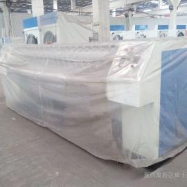 上海厂家直销威士洁医用床单烫平机 工业单双滚平烫机